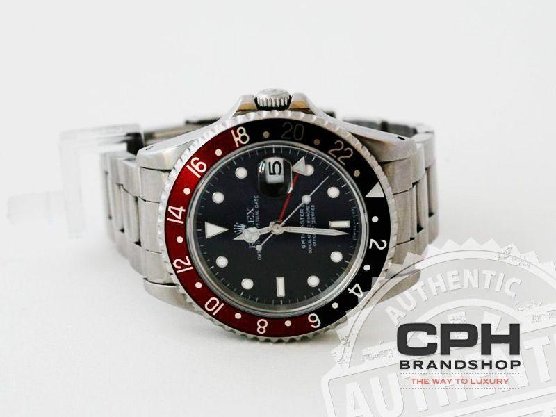 Rolex GMT Master II ref:16710-0
